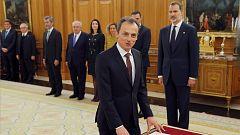 Diario 24 - Juramento de Ministros nuevo Gobierno de Coalición - 13/01/20 (1)