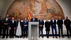 Parlamento - Otros Parlamentos - El Supremo avala la inhabilitación de Torra - 11/01/2020