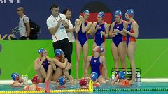 Waterpolo - Campeonato de Europa femenino: Alemania - Holanda