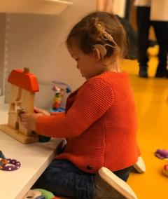 En Lengua de Signos - Olalla podrá oír con sus nuevos implantes