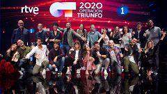 Corazón - Operación Triunfo: ¡los mejores momentos de esta primera gala!