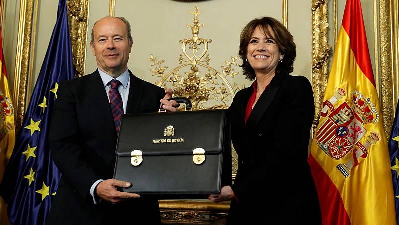 Críticas a la propuesta de Pedro Sánchez de Dolores Delgado como fiscal general del Estado