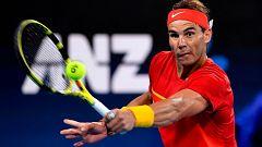 Tenis - ATP Cup 2ª Semifinal. 2º. partido individual