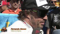 """Fernando Alonso: """"Marc y yo nos hemos tenido que pellizcar"""""""