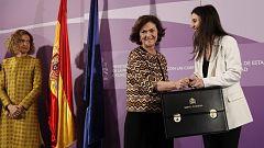 Diario 24 - Juramento de Ministros nuevo Gobierno de Coalición - 13/01/20 (2)