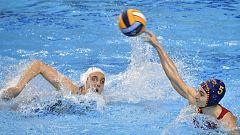 Waterpolo - Campeonato de Europa femenino: Italia - España
