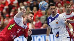 Balonmano - Campeonato de Europa Masculino: Islandia - Rusia