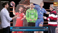 Balonmano - Programa Campeonato de Europa
