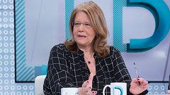 """Elvira Rodríguez, nueva vicesecretaria sectorial del PP: """"Si VOX opina que tiene que ser un partido agitador, que lo sea"""""""