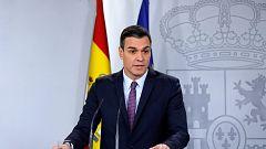 Avance informativo - Rueda de prensa de Pedro Sánchez