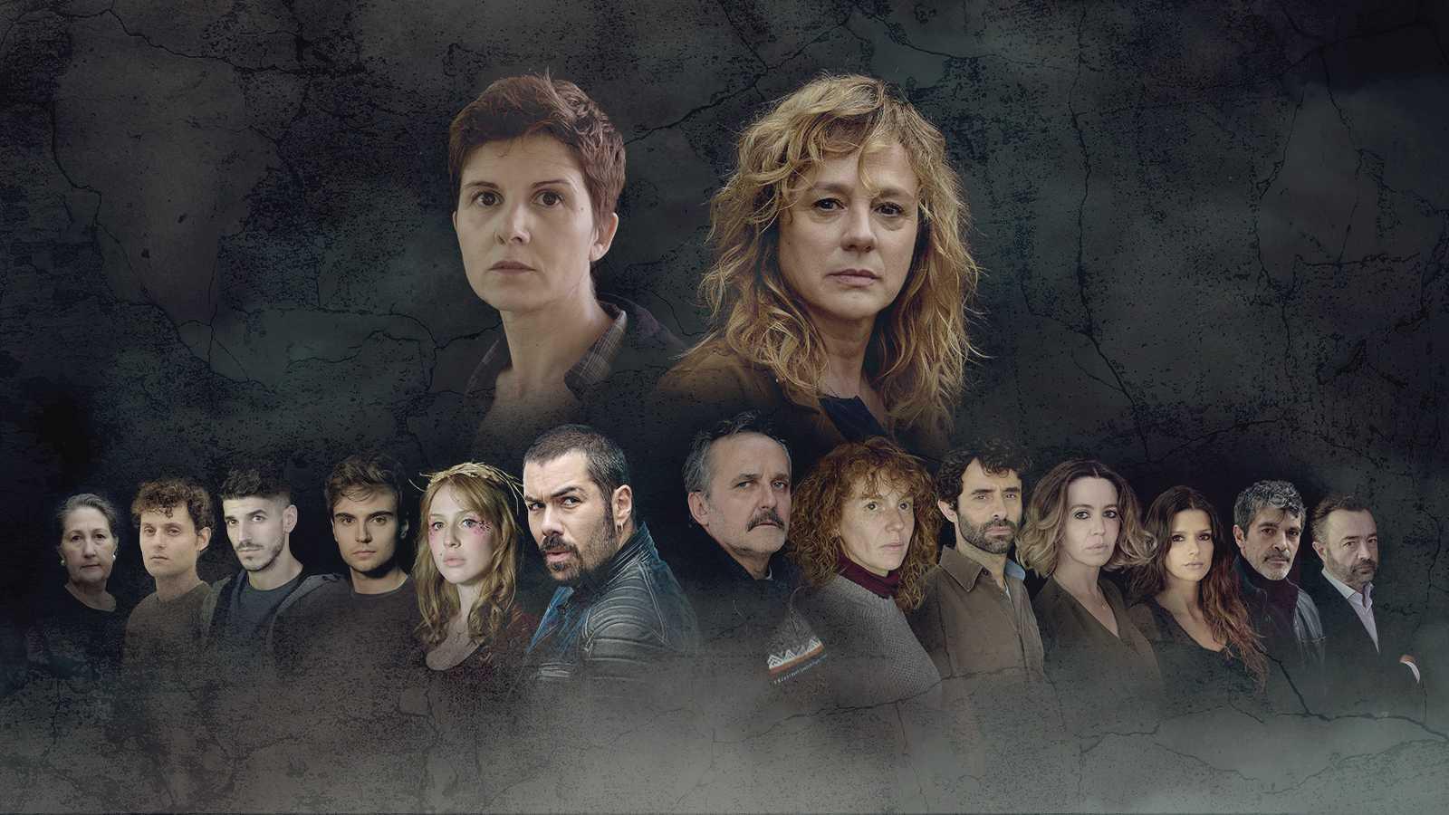 ¿Quién es el 'Urco'? Los actores de Néboa defienden a sus personajes.