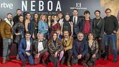 Néboa - Los actores te cuentan por qué hay que ver Néboa