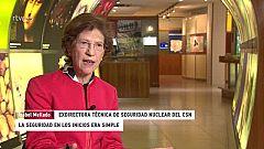 """Isabel Mellado: """"Las nucleares mejoraron la seguridad"""""""