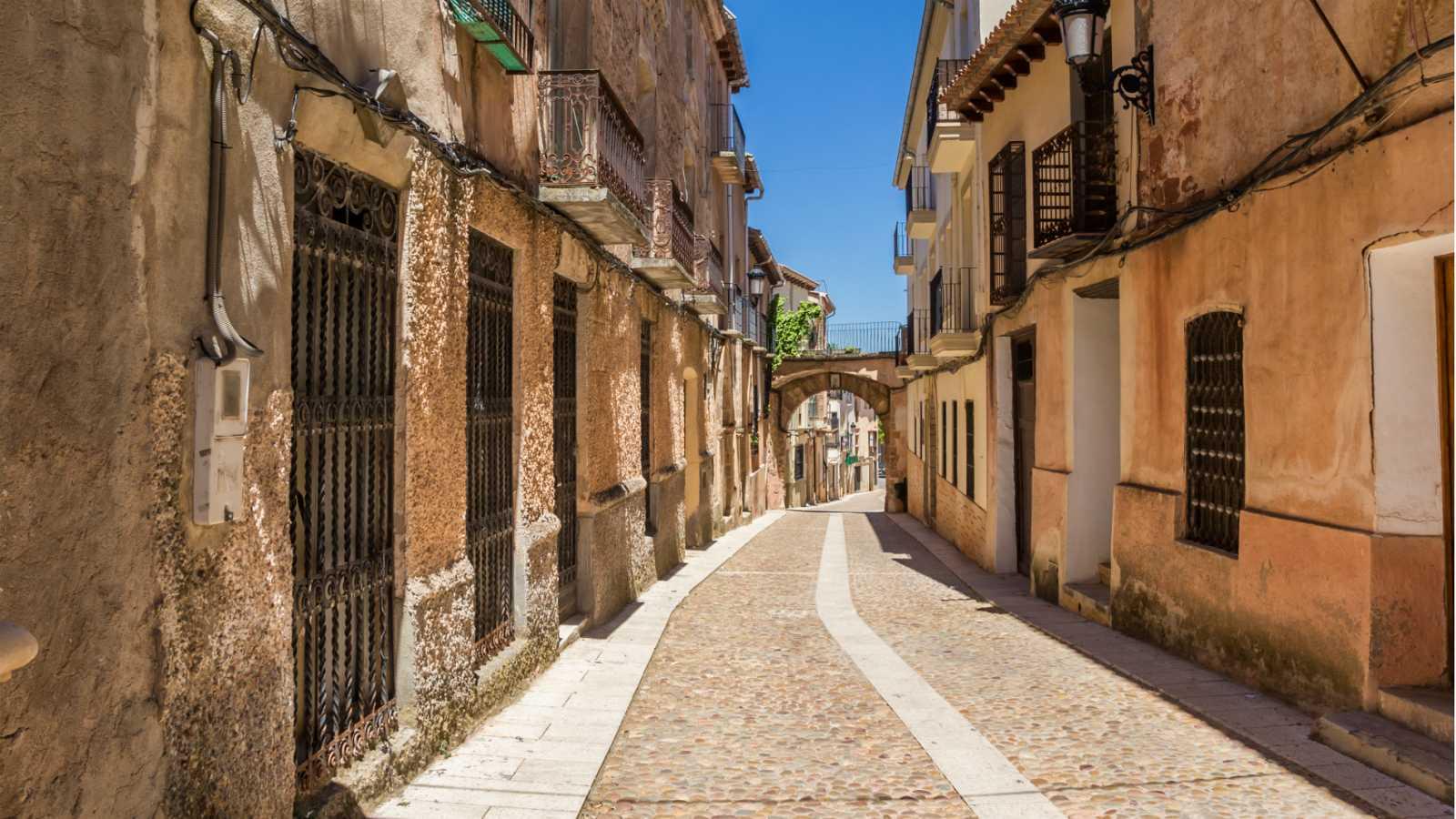 La España vaciada, con una sanidad insuficiente