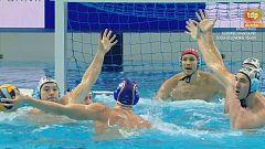Waterpolo - Campeonato de Europa masculino: Serbia - Rusia