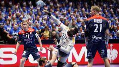 Balonmano - Campeonato de Europa Masculino: Portugal - Noruega