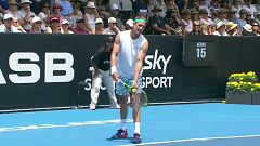 Tenis - ATP 250 Torneo Auckland: T. Sandgren - J. Isner