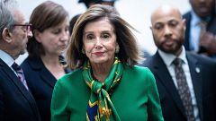 El Congreso votará el envío al Senado de los cargos del 'impeachment' contra Trump
