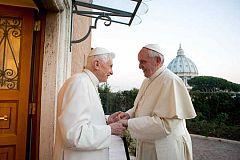 A partir de hoy - Guerra en el Vaticano: el celibato enfrenta a los dos últimos papas