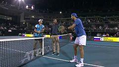 Tenis - ATP 250 Torneo Auckland: K. Khachanov - J. Millman