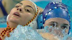 Waterpolo - Campeonato de Europa femenino: España - Israel