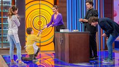 MasterChef Junior 7 - Albert le pide a Samantha que se case con él