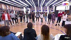 """OT 2020 - Canción grupal """"Medley Marisol"""" - Primer pase de micros Gala 1"""