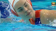 Waterpolo - Campeonato de Europa femenino: Holanda - Italia