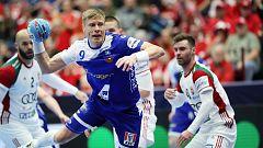 Balonmano - Campeonato de Europa Masculino: Islandia - Hungría