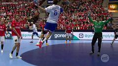 Balonmano - Campeonato de Europa Masculino: Rusia - Dinamarca