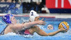 Waterpolo - Campeonato de Europa femenino: Hungría - Rusia