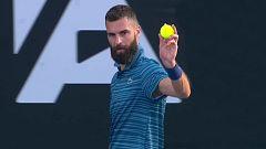 Tenis - ATP 250 Torneo Auckland 1/4 Final: J. Millman - B. Paire