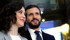 """Casado le recuerda a Iglesias que """"ya no es un tertuliano"""""""