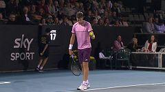 Tenis - ATP 250 Torneo Auckland 1/4 Final: F. López - H. Hurkacz