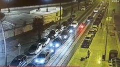 Un hombre atropella con su patinete eléctrico a una viandante en Cádiz y se da a la fuga
