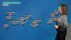 El tiempo en Canarias - 16/01/2020