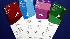 Así serán las entradas de los Juegos Olímpicos de Tokio