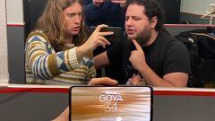 """Llegan los Premios Goya más gamberros con Grison, Jaime Caravaca y Álex Pinacho: los """"gayos golfxs"""""""