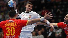 Balonmano - Campeonato de Europa Masculino: España - República Checa