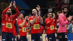 Resumen del España - República Checa (31-25) Europeo de balonmano 2020