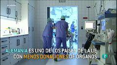 Alemania vota NO a la ley de trasplantes
