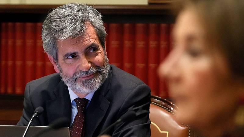 El Poder Judicial avala dividido la propuesta para que Dolores Delgado sea fiscal general del Estado
