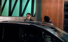 Jordi Cuixart sale de prisión con su primer permiso penitenciario de 48 horas