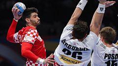 Balonmano - Campeonato de Europa Masculino: Croacia - Austria