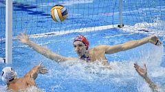 Waterpolo - Campeonato de Europa masculino: Montenegro - Croacia