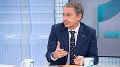 """Zapatero ve """"excesiva"""" la polémica por la propuesta de Delgado como fiscal general"""