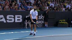 Tenis - ATP 250 Torneo Auckland 2ª Semifinal: H. Hurkacz - B. Paire