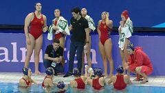 Waterpolo - Campeonato de Europa femenino: Alemania - España