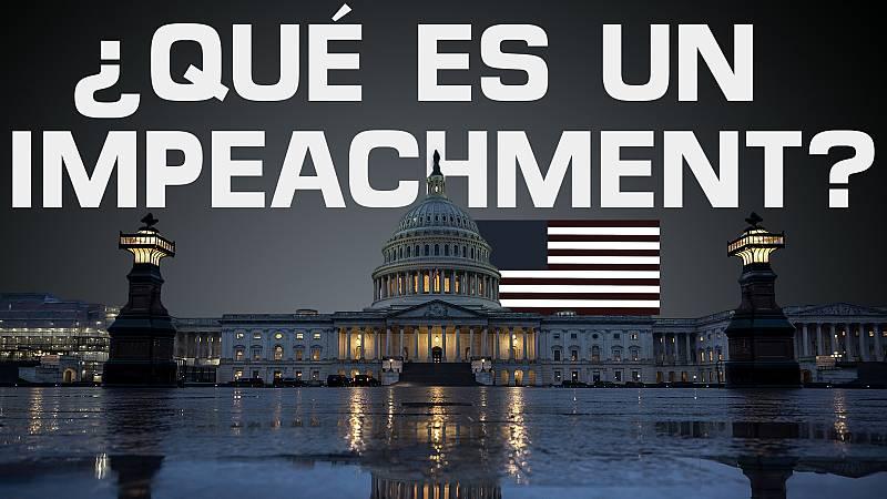 Juicio político a Trump: qué es y cómo funciona el 'impeachment'