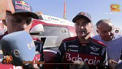 """Sainz: """"Hemos ido a fondo desde el inicio del Dakar"""""""